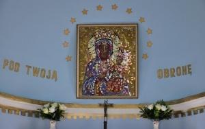 Kaplica Matki Boskiej Częstochowskiej w Ostrężnicy